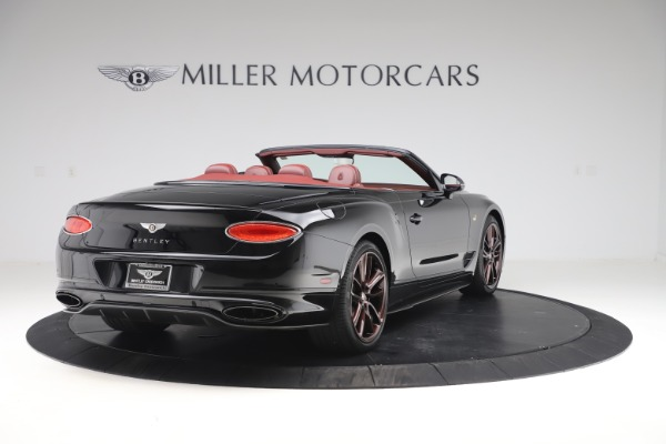 New 2020 Bentley Continental GTC Number 1 Edition for sale Sold at Bentley Greenwich in Greenwich CT 06830 7