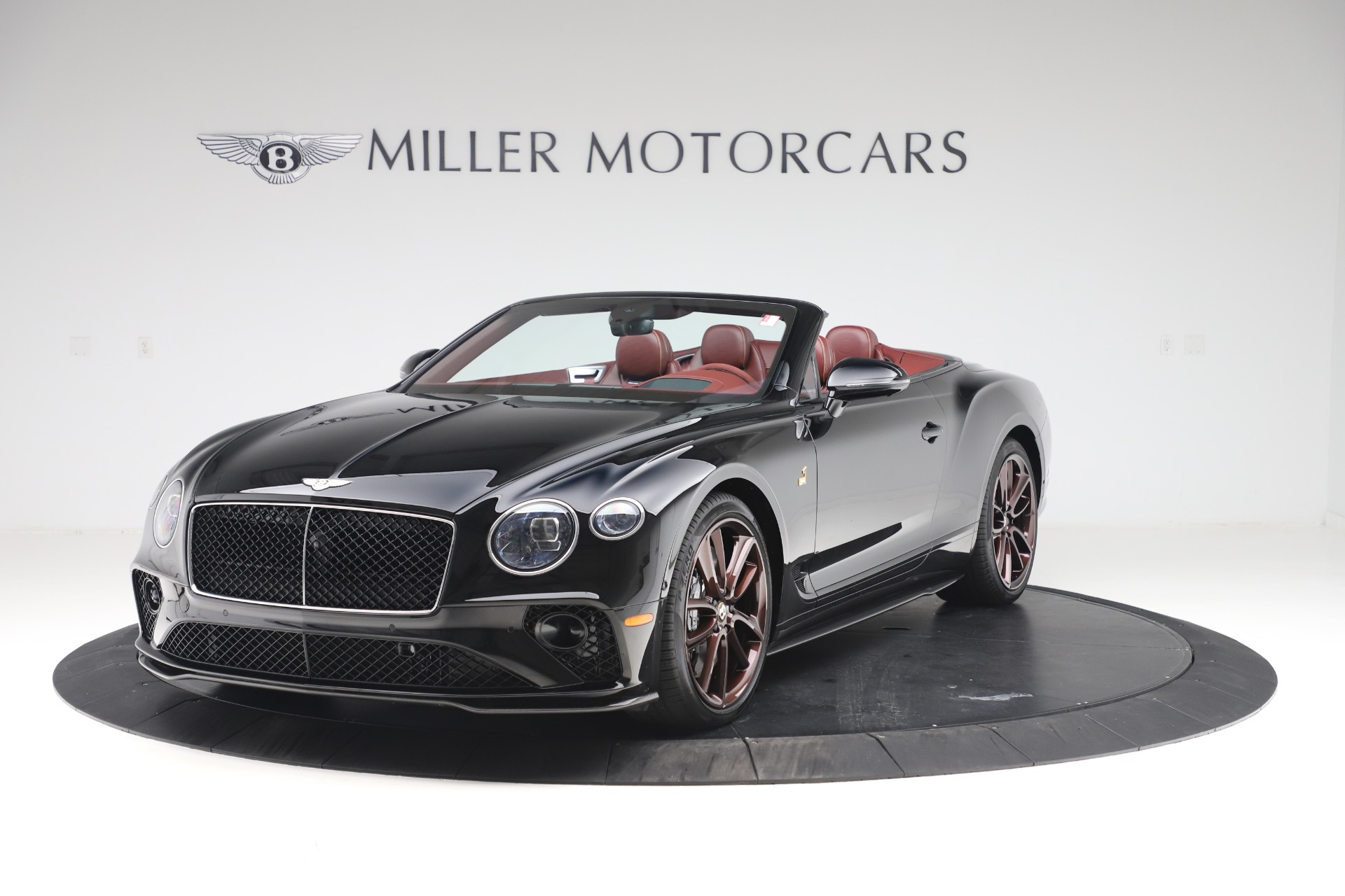 New 2020 Bentley Continental GTC Number 1 Edition for sale Sold at Bentley Greenwich in Greenwich CT 06830 1