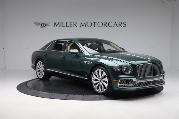 New 2020 Bentley Flying Spur W12 First Edition for sale $281,050 at Bentley Greenwich in Greenwich CT 06830 11