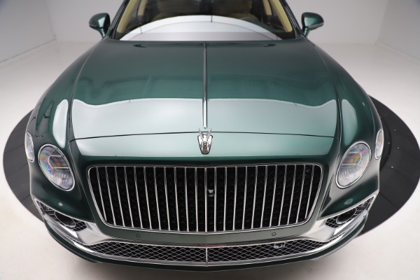New 2020 Bentley Flying Spur W12 First Edition for sale $281,050 at Bentley Greenwich in Greenwich CT 06830 13