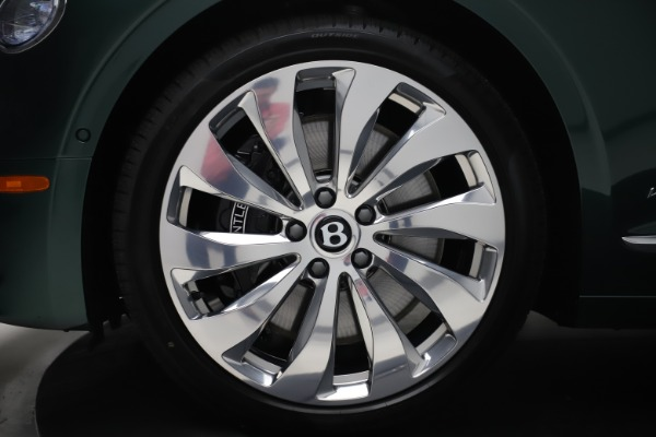 New 2020 Bentley Flying Spur W12 First Edition for sale $281,050 at Bentley Greenwich in Greenwich CT 06830 16