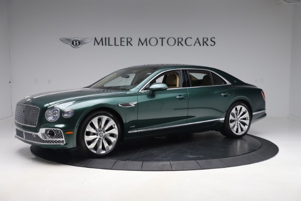 New 2020 Bentley Flying Spur W12 First Edition for sale $281,050 at Bentley Greenwich in Greenwich CT 06830 2