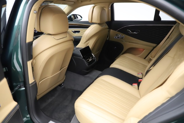 New 2020 Bentley Flying Spur W12 First Edition for sale $281,050 at Bentley Greenwich in Greenwich CT 06830 23