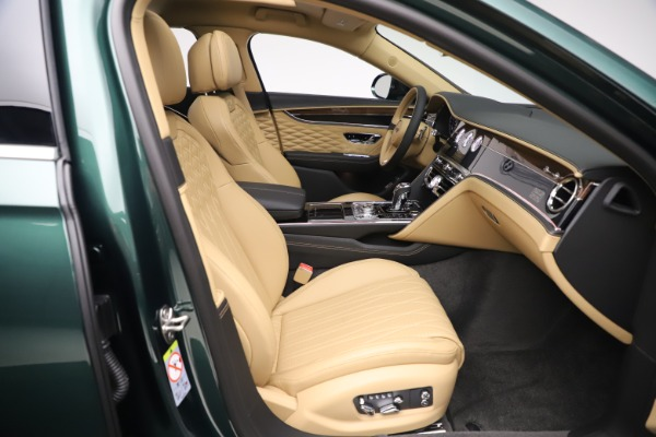 New 2020 Bentley Flying Spur W12 First Edition for sale $281,050 at Bentley Greenwich in Greenwich CT 06830 27