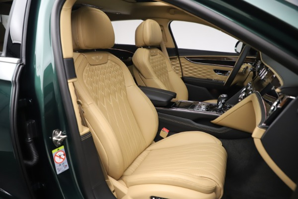 New 2020 Bentley Flying Spur W12 First Edition for sale $281,050 at Bentley Greenwich in Greenwich CT 06830 28