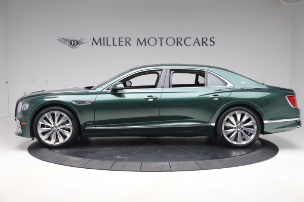 New 2020 Bentley Flying Spur W12 First Edition for sale $281,050 at Bentley Greenwich in Greenwich CT 06830 3