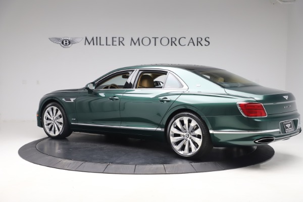 New 2020 Bentley Flying Spur W12 First Edition for sale $281,050 at Bentley Greenwich in Greenwich CT 06830 4