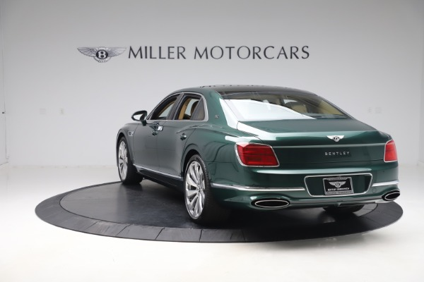 New 2020 Bentley Flying Spur W12 First Edition for sale $281,050 at Bentley Greenwich in Greenwich CT 06830 5