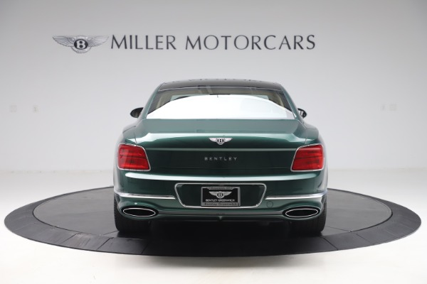 New 2020 Bentley Flying Spur W12 First Edition for sale $281,050 at Bentley Greenwich in Greenwich CT 06830 6