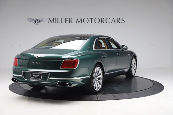 New 2020 Bentley Flying Spur W12 First Edition for sale $281,050 at Bentley Greenwich in Greenwich CT 06830 7