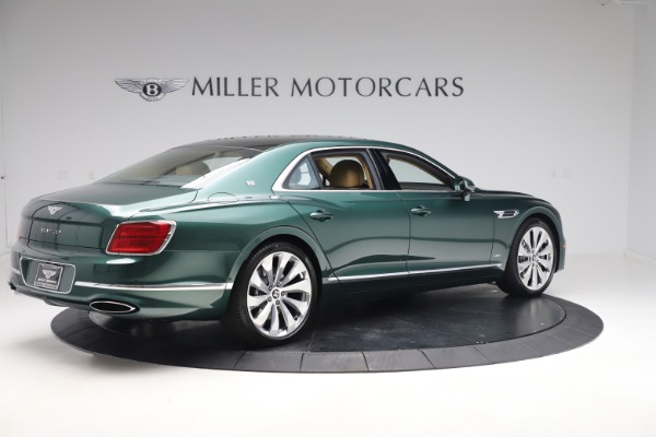 New 2020 Bentley Flying Spur W12 First Edition for sale $281,050 at Bentley Greenwich in Greenwich CT 06830 8