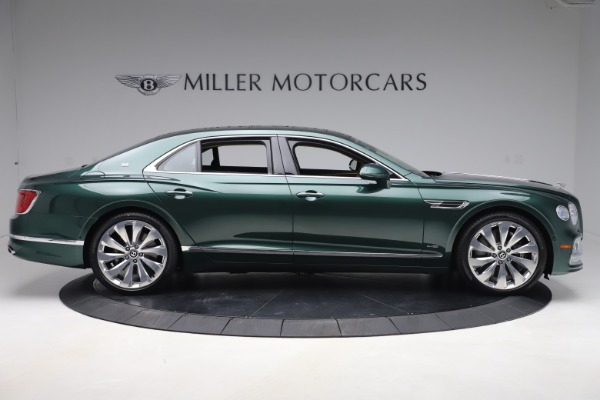 New 2020 Bentley Flying Spur W12 First Edition for sale $281,050 at Bentley Greenwich in Greenwich CT 06830 9