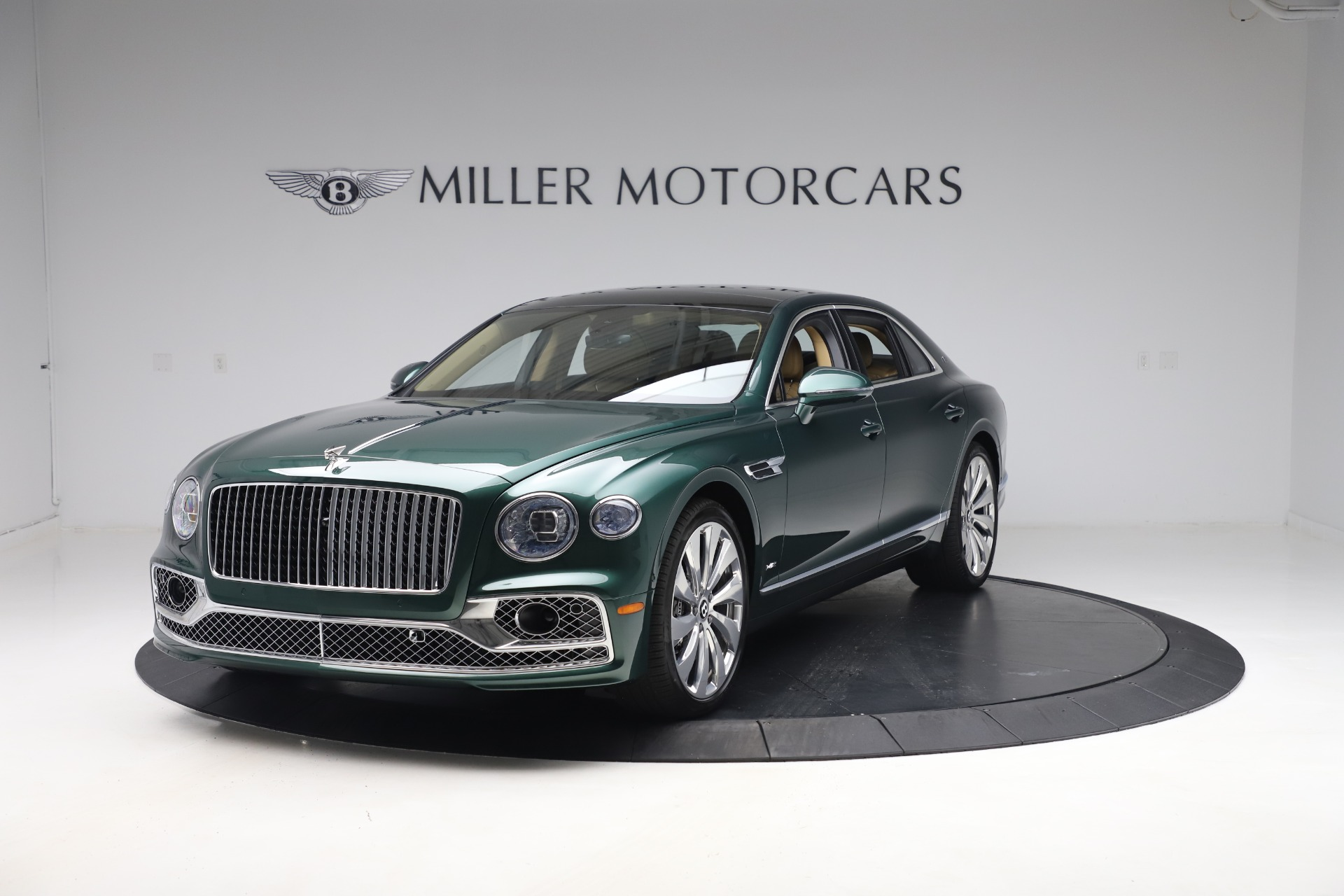 New 2020 Bentley Flying Spur W12 First Edition for sale $281,050 at Bentley Greenwich in Greenwich CT 06830 1