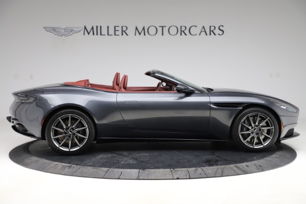 New 2020 Aston Martin DB11 Volante Convertible for sale $263,681 at Bentley Greenwich in Greenwich CT 06830 10