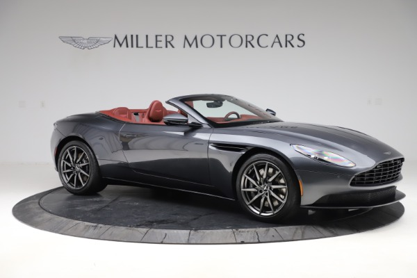 New 2020 Aston Martin DB11 Volante Convertible for sale $263,681 at Bentley Greenwich in Greenwich CT 06830 11