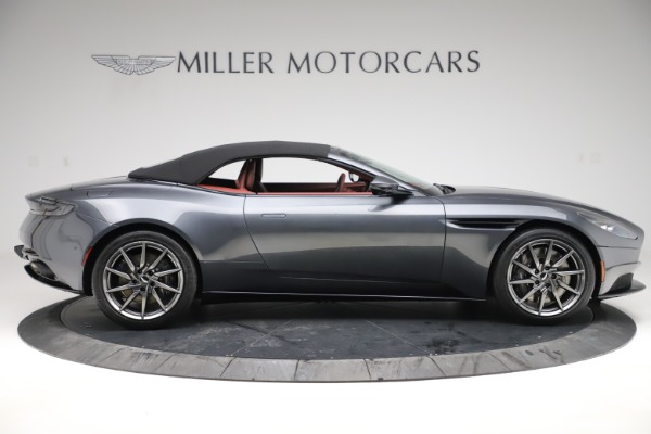 New 2020 Aston Martin DB11 Volante Convertible for sale $263,681 at Bentley Greenwich in Greenwich CT 06830 13