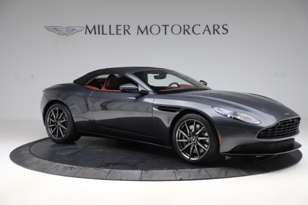 New 2020 Aston Martin DB11 Volante Convertible for sale $263,681 at Bentley Greenwich in Greenwich CT 06830 14