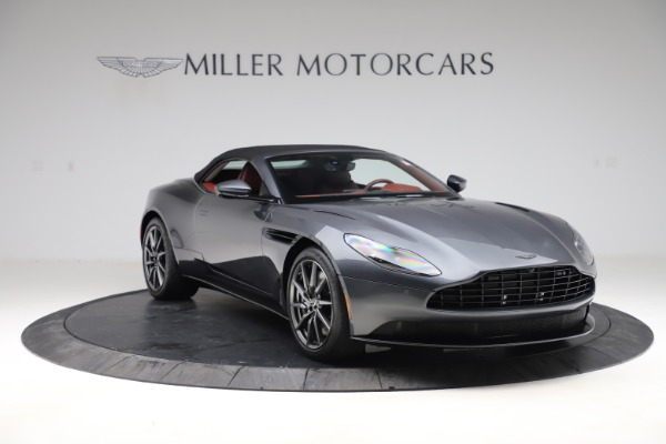 New 2020 Aston Martin DB11 Volante Convertible for sale $263,681 at Bentley Greenwich in Greenwich CT 06830 15