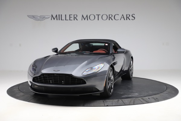 New 2020 Aston Martin DB11 Volante Convertible for sale $263,681 at Bentley Greenwich in Greenwich CT 06830 16