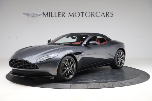 New 2020 Aston Martin DB11 Volante Convertible for sale $263,681 at Bentley Greenwich in Greenwich CT 06830 17
