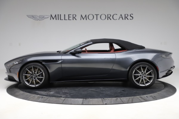 New 2020 Aston Martin DB11 Volante Convertible for sale $263,681 at Bentley Greenwich in Greenwich CT 06830 18