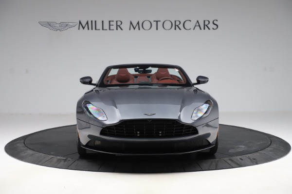 New 2020 Aston Martin DB11 Volante Convertible for sale $263,681 at Bentley Greenwich in Greenwich CT 06830 2