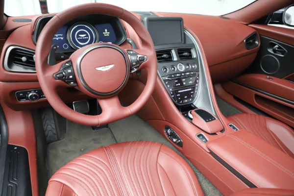 New 2020 Aston Martin DB11 Volante Convertible for sale $263,681 at Bentley Greenwich in Greenwich CT 06830 20
