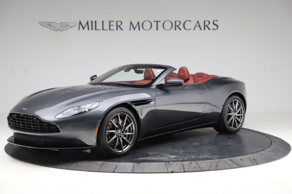 New 2020 Aston Martin DB11 Volante Convertible for sale $263,681 at Bentley Greenwich in Greenwich CT 06830 3