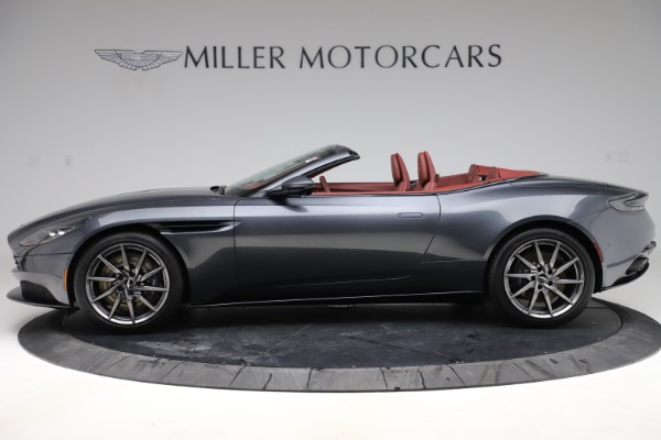 New 2020 Aston Martin DB11 Volante Convertible for sale $263,681 at Bentley Greenwich in Greenwich CT 06830 4