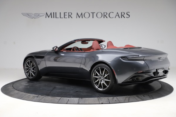 New 2020 Aston Martin DB11 Volante Convertible for sale $263,681 at Bentley Greenwich in Greenwich CT 06830 5