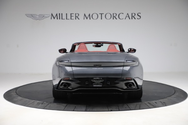 New 2020 Aston Martin DB11 Volante Convertible for sale $263,681 at Bentley Greenwich in Greenwich CT 06830 7