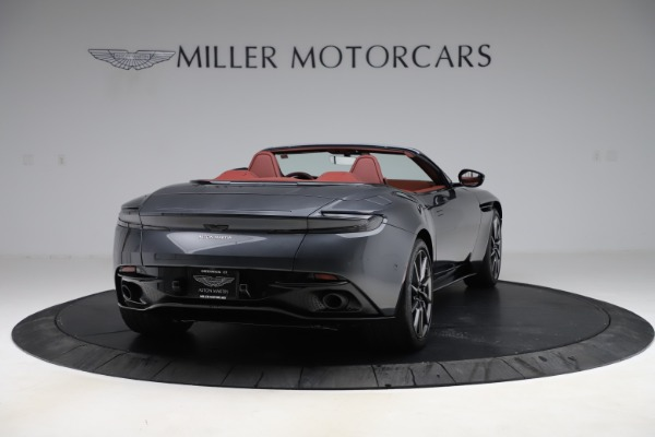 New 2020 Aston Martin DB11 Volante Convertible for sale $263,681 at Bentley Greenwich in Greenwich CT 06830 8