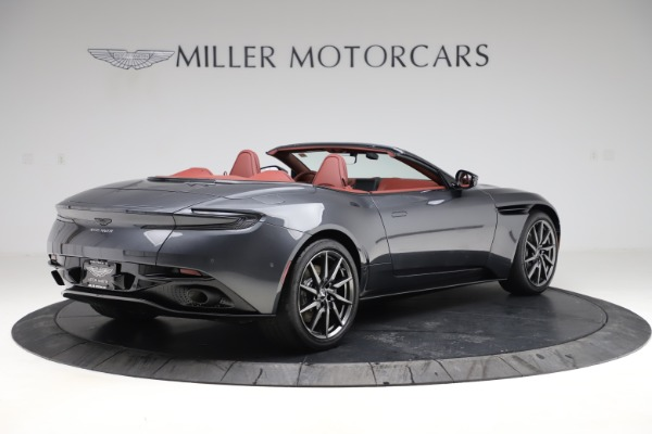 New 2020 Aston Martin DB11 Volante Convertible for sale $263,681 at Bentley Greenwich in Greenwich CT 06830 9