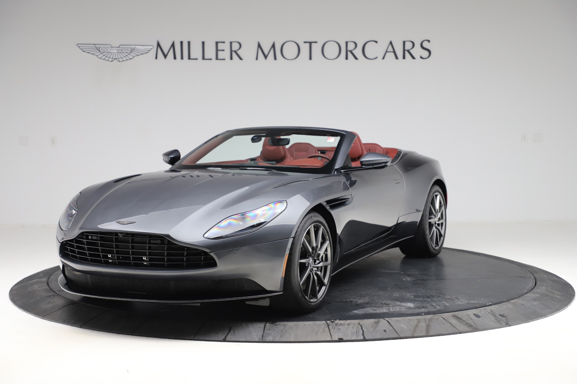 New 2020 Aston Martin DB11 Volante Convertible for sale $263,681 at Bentley Greenwich in Greenwich CT 06830 1