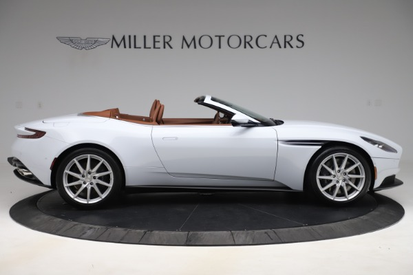 New 2020 Aston Martin DB11 Volante Convertible for sale $244,066 at Bentley Greenwich in Greenwich CT 06830 10