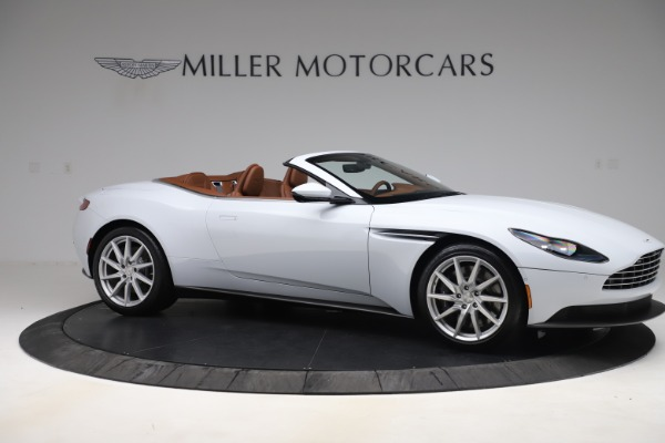 New 2020 Aston Martin DB11 Volante Convertible for sale $244,066 at Bentley Greenwich in Greenwich CT 06830 11