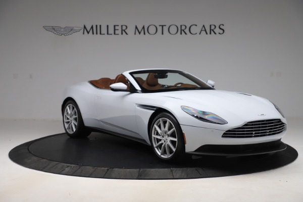New 2020 Aston Martin DB11 Volante Convertible for sale $244,066 at Bentley Greenwich in Greenwich CT 06830 12