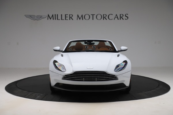 New 2020 Aston Martin DB11 Volante Convertible for sale $244,066 at Bentley Greenwich in Greenwich CT 06830 13