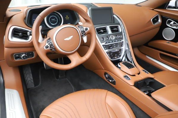 New 2020 Aston Martin DB11 Volante Convertible for sale $244,066 at Bentley Greenwich in Greenwich CT 06830 14