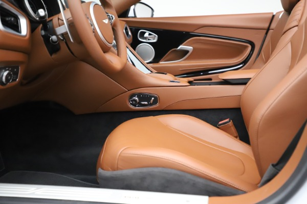 New 2020 Aston Martin DB11 Volante Convertible for sale $244,066 at Bentley Greenwich in Greenwich CT 06830 17