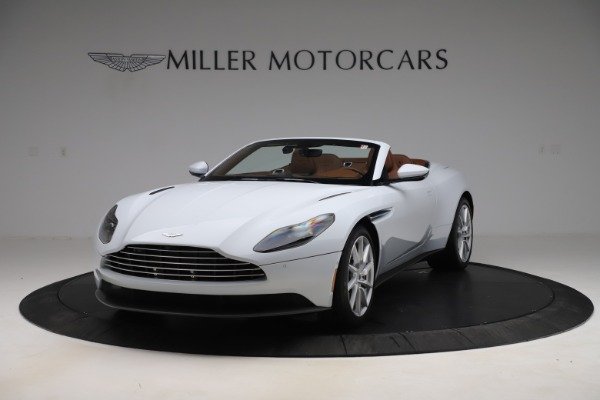 New 2020 Aston Martin DB11 Volante Convertible for sale $244,066 at Bentley Greenwich in Greenwich CT 06830 2