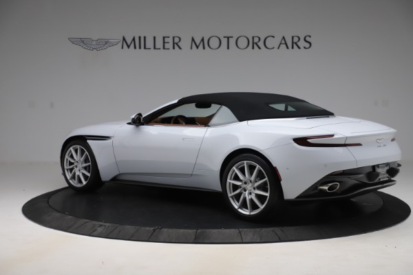 New 2020 Aston Martin DB11 Volante Convertible for sale $244,066 at Bentley Greenwich in Greenwich CT 06830 24