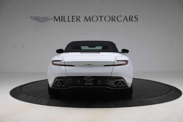 New 2020 Aston Martin DB11 Volante Convertible for sale $244,066 at Bentley Greenwich in Greenwich CT 06830 25
