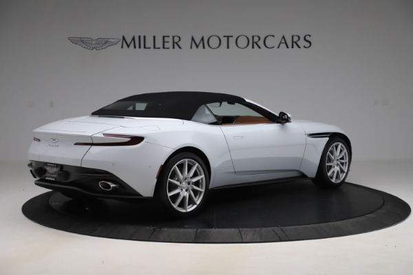 New 2020 Aston Martin DB11 Volante Convertible for sale $244,066 at Bentley Greenwich in Greenwich CT 06830 26