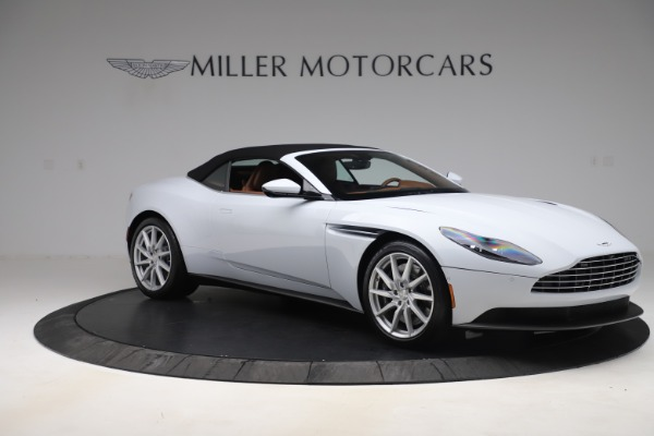 New 2020 Aston Martin DB11 Volante Convertible for sale $244,066 at Bentley Greenwich in Greenwich CT 06830 28