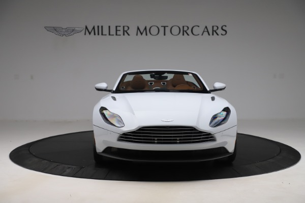 New 2020 Aston Martin DB11 Volante Convertible for sale $244,066 at Bentley Greenwich in Greenwich CT 06830 3