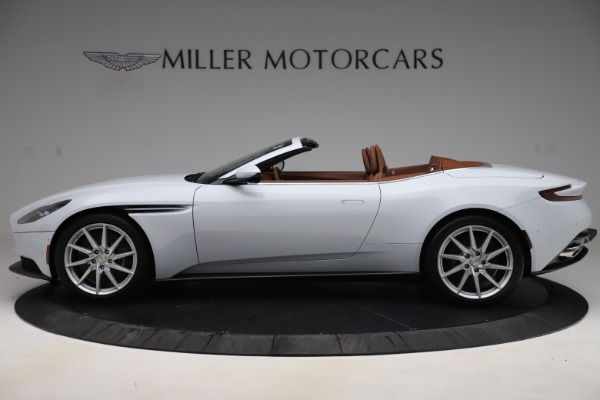 New 2020 Aston Martin DB11 Volante Convertible for sale $244,066 at Bentley Greenwich in Greenwich CT 06830 4