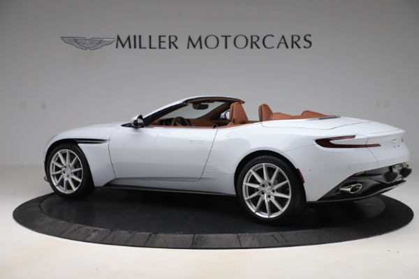 New 2020 Aston Martin DB11 Volante Convertible for sale $244,066 at Bentley Greenwich in Greenwich CT 06830 5