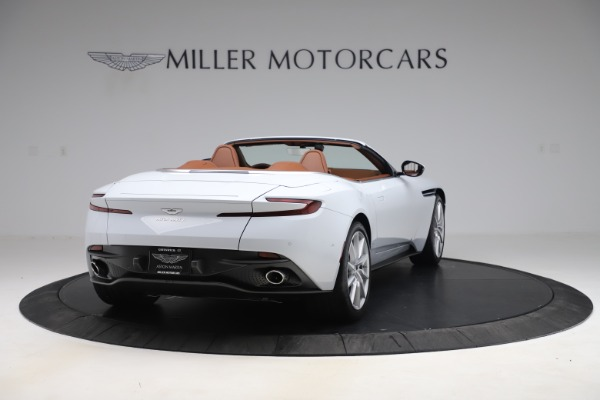 New 2020 Aston Martin DB11 Volante Convertible for sale $244,066 at Bentley Greenwich in Greenwich CT 06830 8