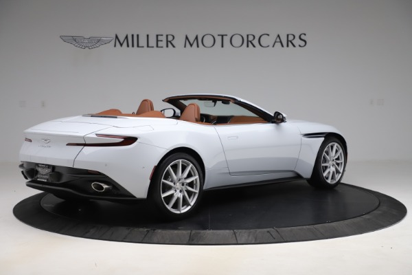 New 2020 Aston Martin DB11 Volante Convertible for sale $244,066 at Bentley Greenwich in Greenwich CT 06830 9